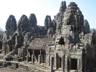 Bayon, Kambodia