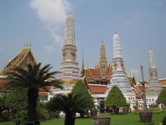 Kungliga palatset, Bangkok