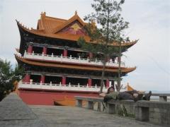 Dali, Vilar på tempelområdet