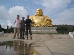 Yunnan, konverterat till Buddism