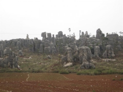 Yunnan, stenformationer