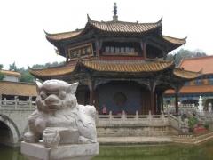 Kunming, Buddisttempel