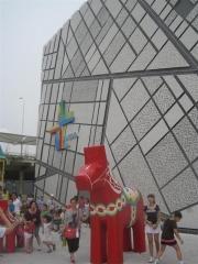 Shanghai Expo, Sverige