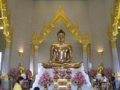 Gyllene Budda