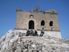 Lunch vid Zhengbeilou