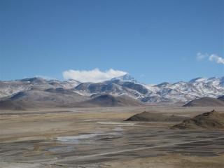 Världens högsta berg, Mount Everest