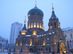 Harbin, Rysk katedral