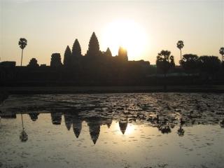 Angkor Vat, Kambodia