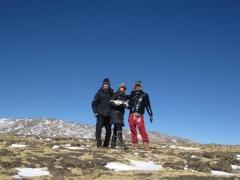 Jag, Agnes och Andrew + en död yak