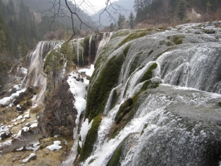 Vattenfall, Jiuzhaigou