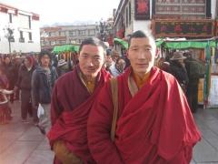Munkar, Jokhangtemplet, Lasa