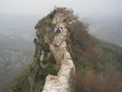 Simatai, på väg mot HEavenly Ladder