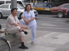 Pyjamas på stan?!?